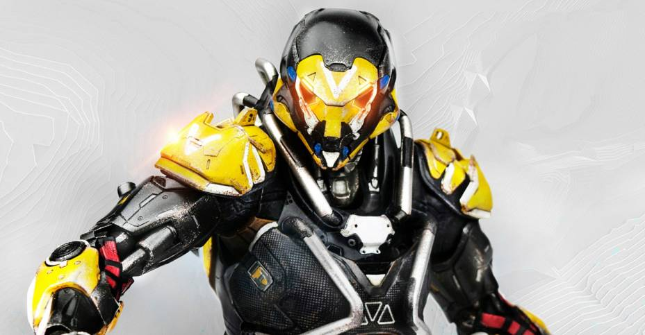 Anthem Ranger Javelin Preview
