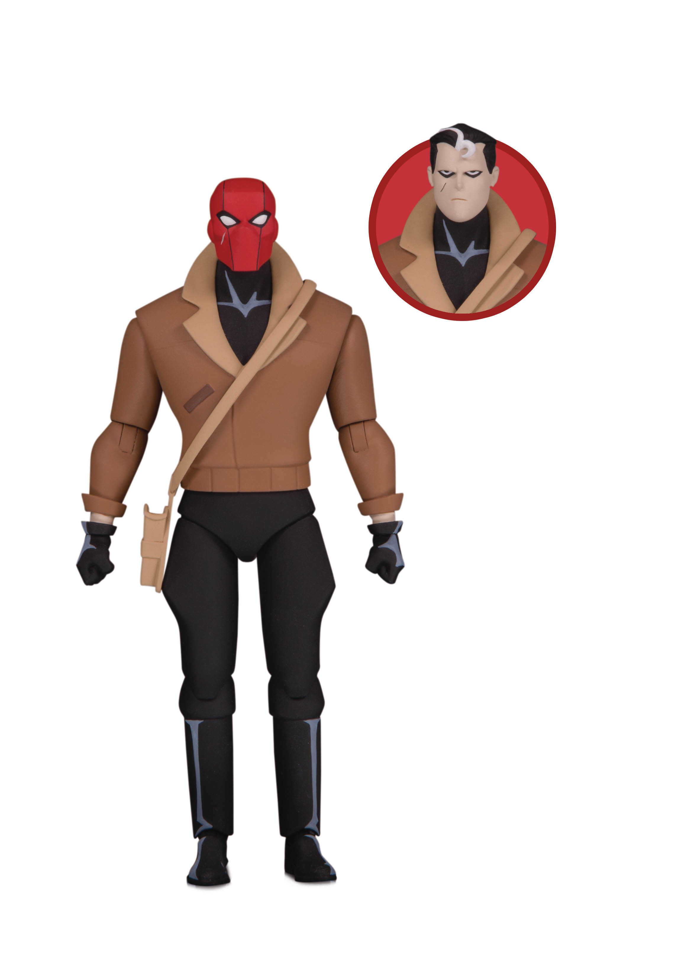 BATMAN THE ADVENTURES CONTINUES RED HOOD