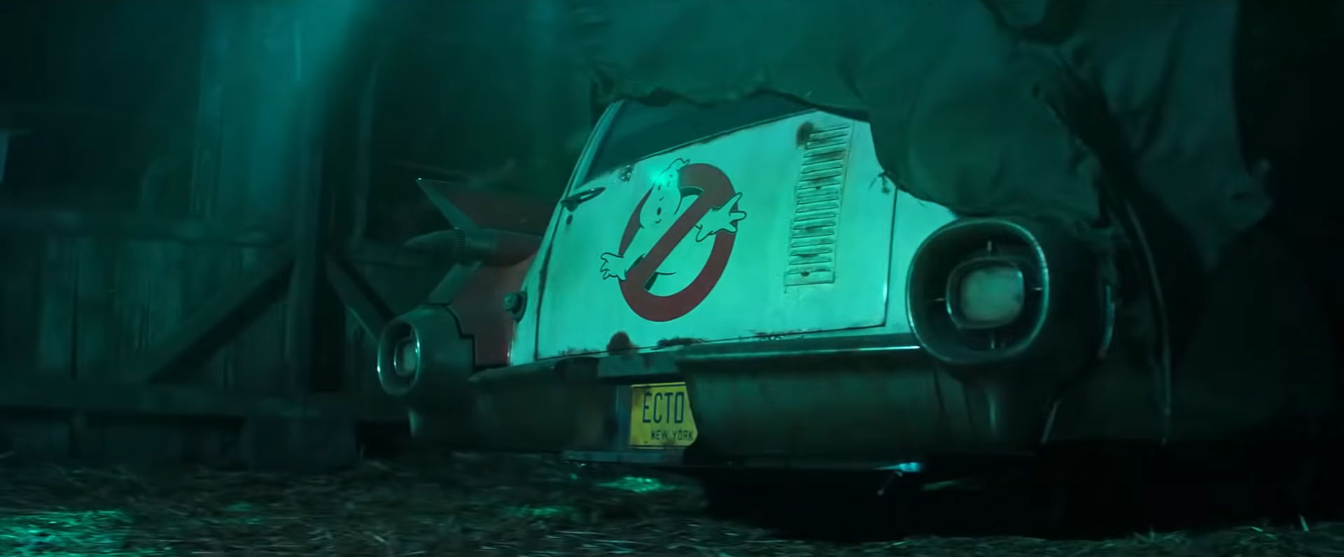 Ghostbusters 2020