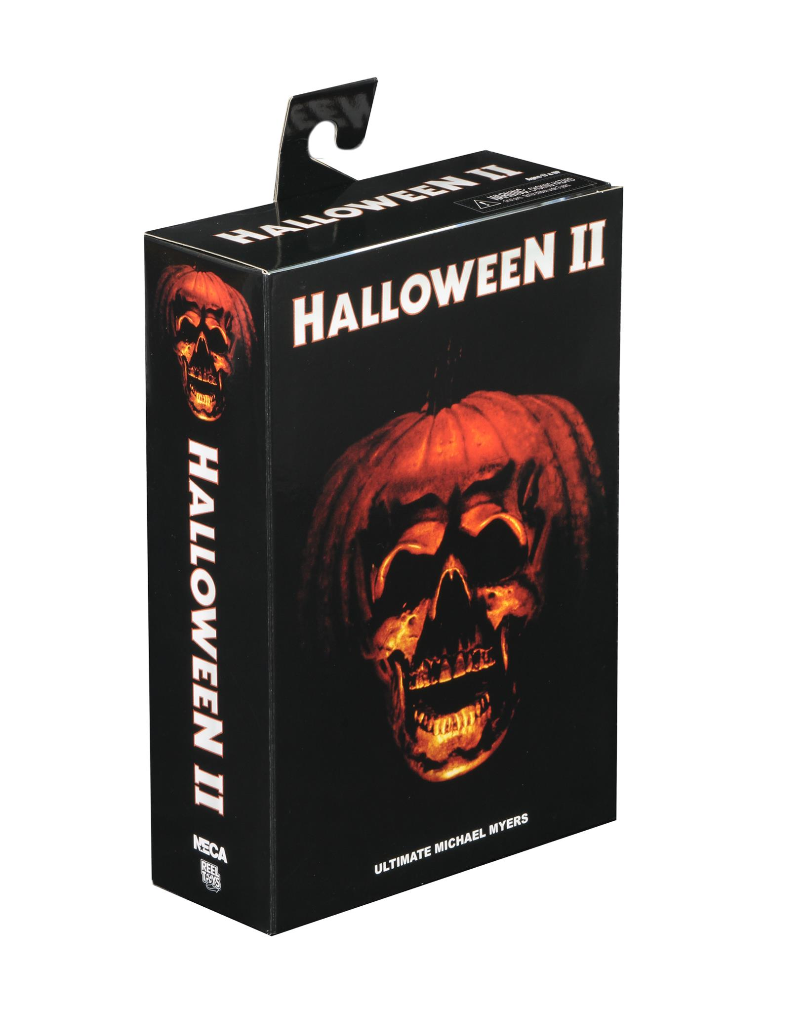 Halloween 2 Michael Myers Packaging 002