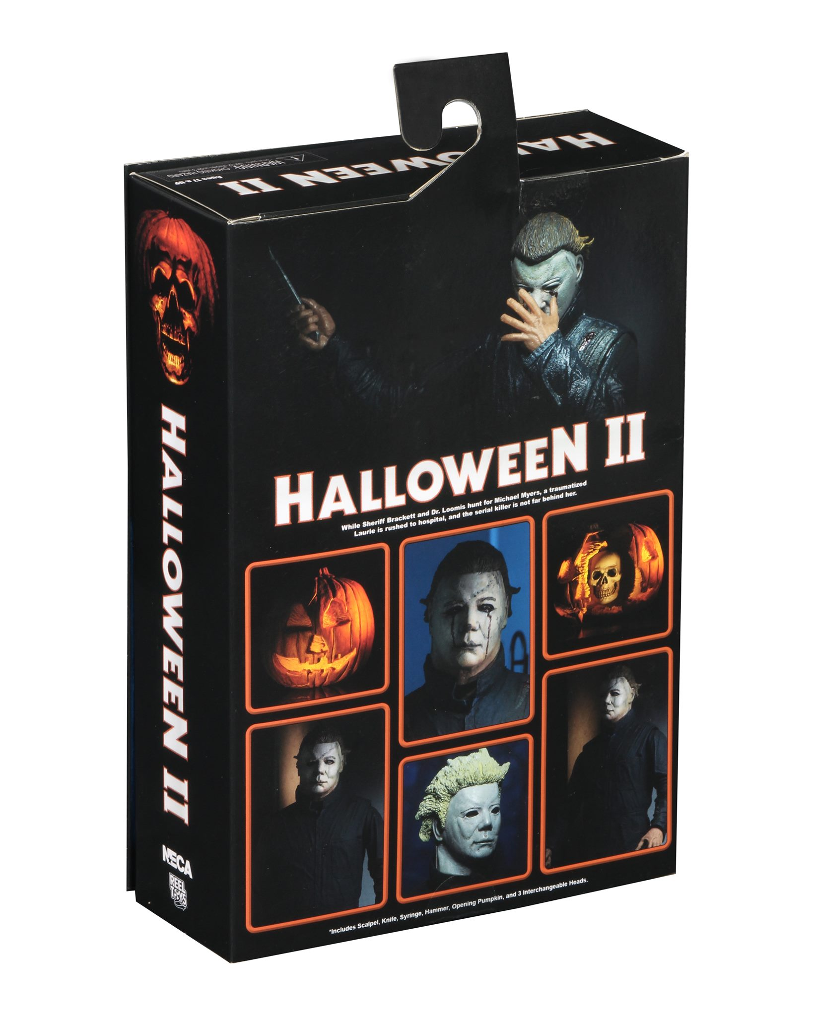 Halloween 2 Michael Myers Packaging 003