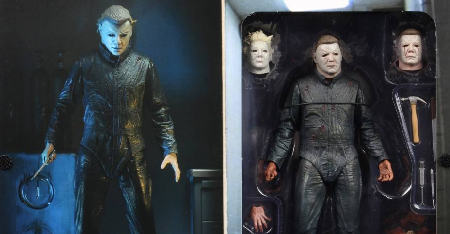Halloween 2 Michael Myers Packaging 004