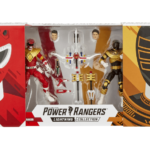 Hasbro SDCC Exclusive Power Rangers Lightning Collection 6 inch Mighty Morphin Red and Zeo Gold Ranger 2 pack Promo Featured