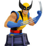 MARVEL ANIMATED X MEN WOLVERINE BUST 1
