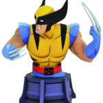 MARVEL ANIMATED X MEN WOLVERINE BUST 2