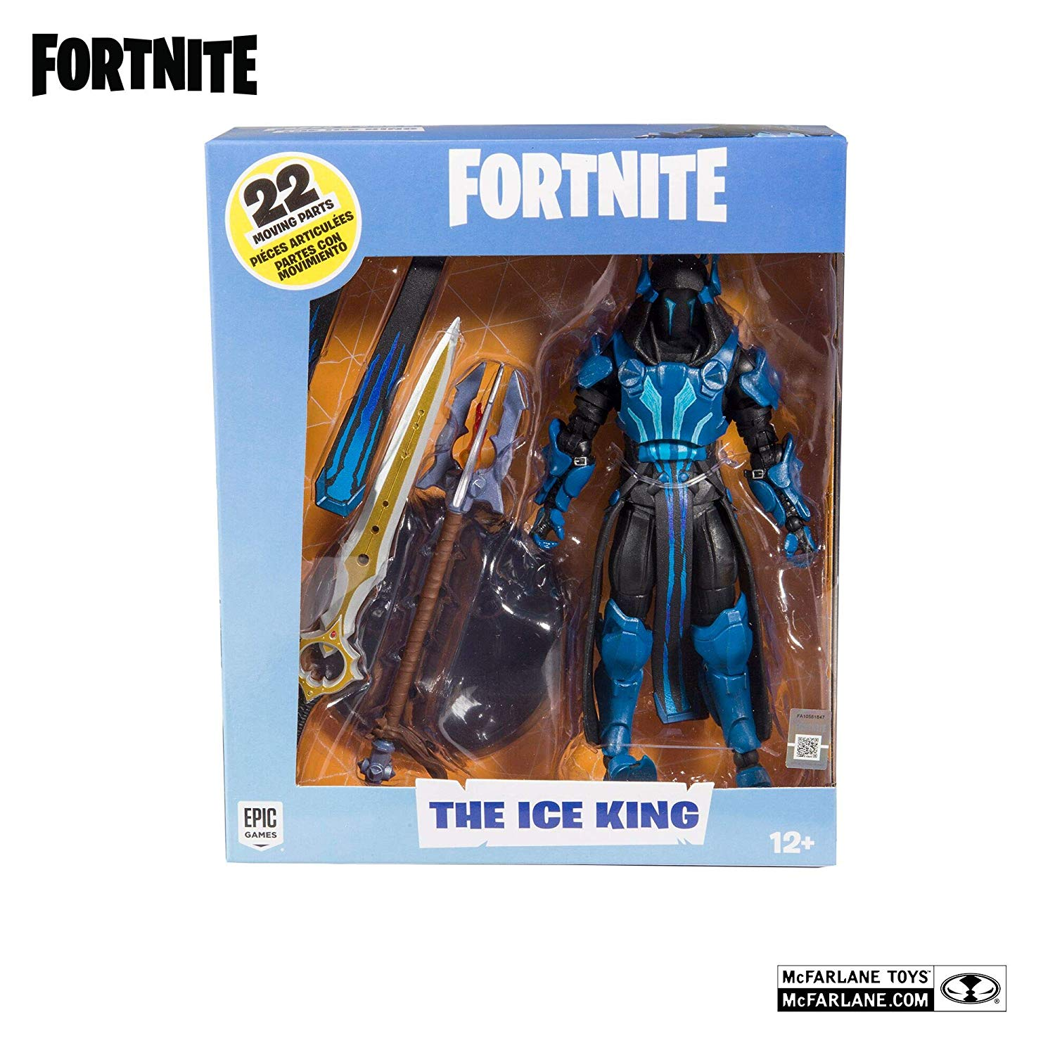 McFarlane Ice King 7 Inch Figure 001