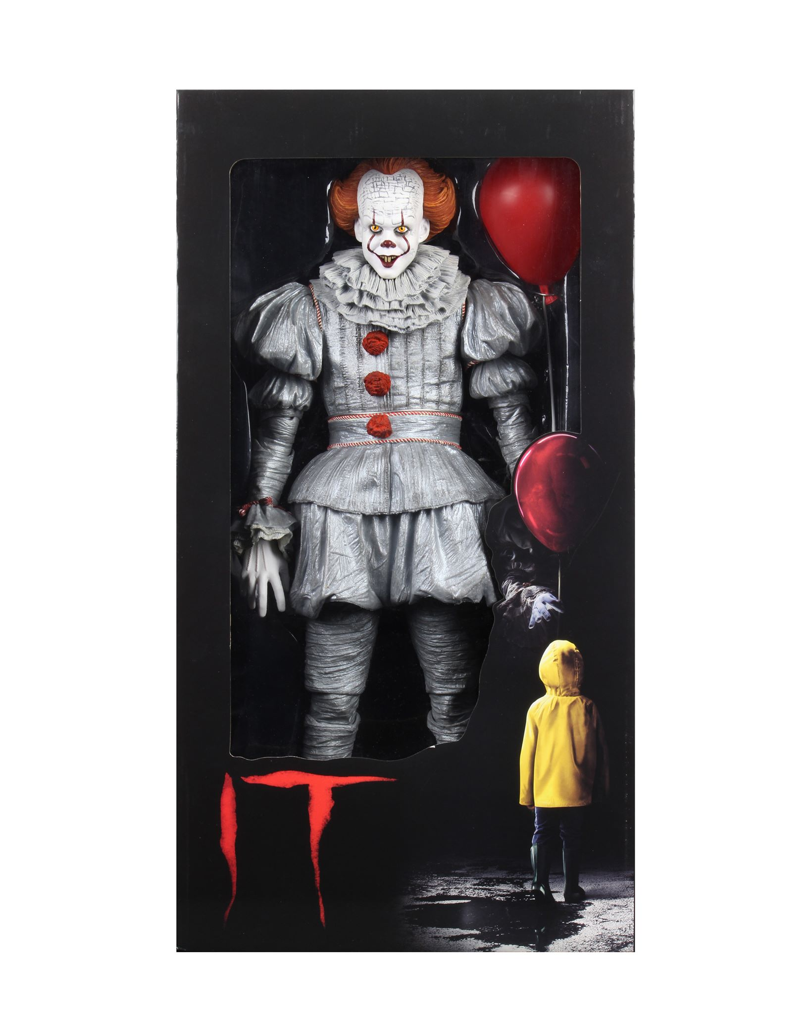 NECA Quarter Scale Pennywise Released 001