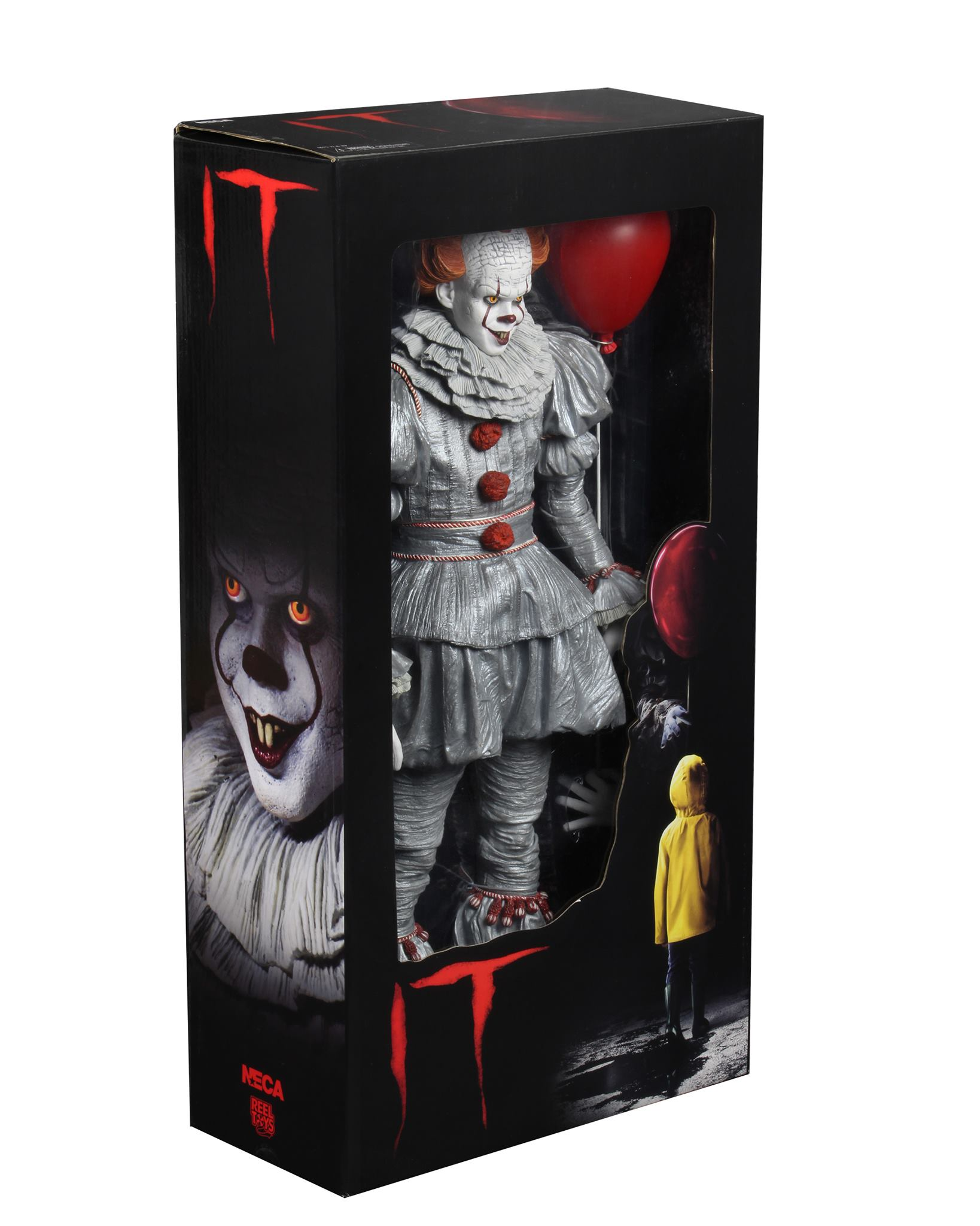 NECA Quarter Scale Pennywise Released 002