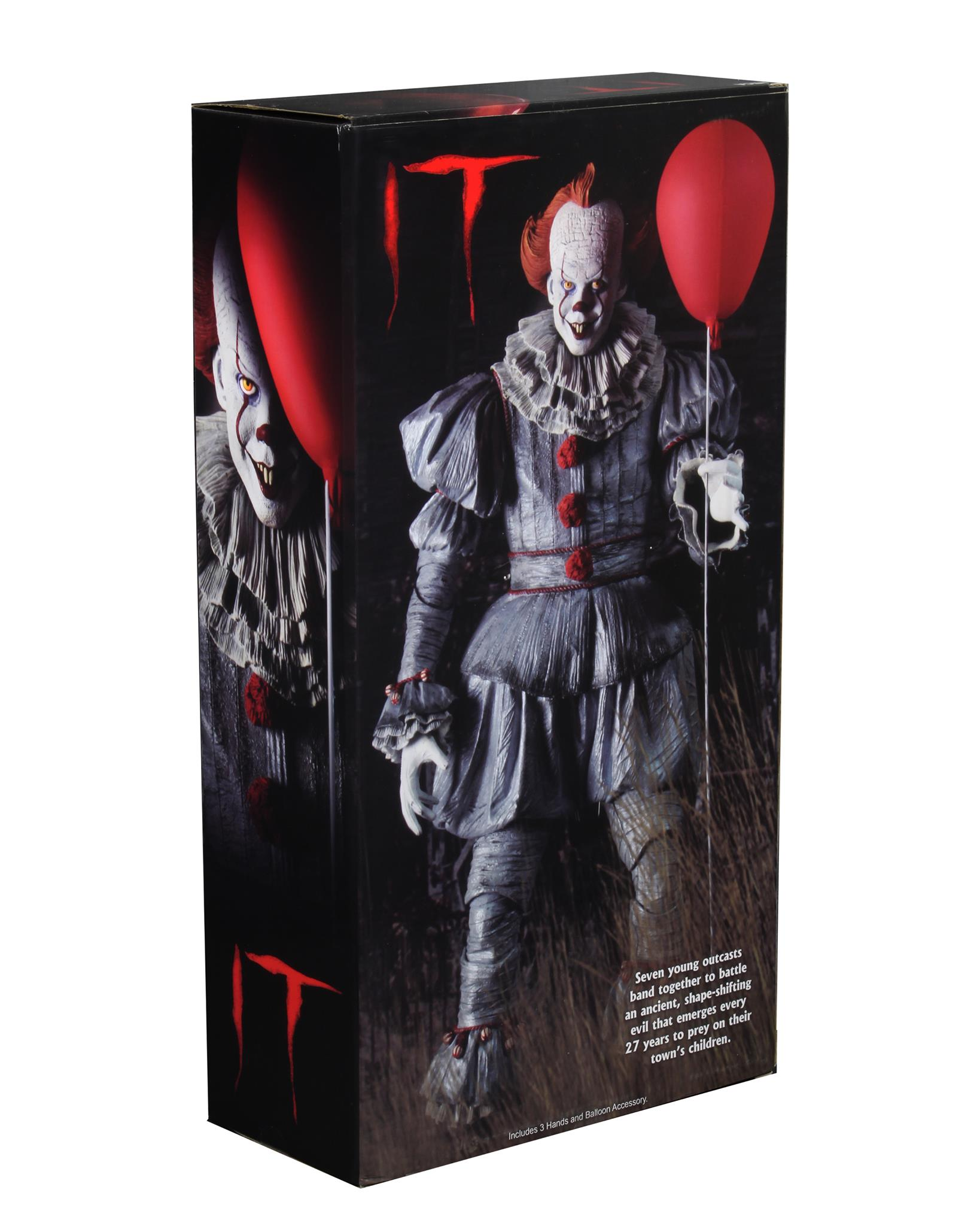 NECA Quarter Scale Pennywise Released 003