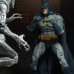 NYCC Batman vs Joker Alien 2 Pack 031