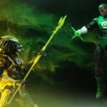 NYCC Green Lantern vs Predator 2 Pack 004