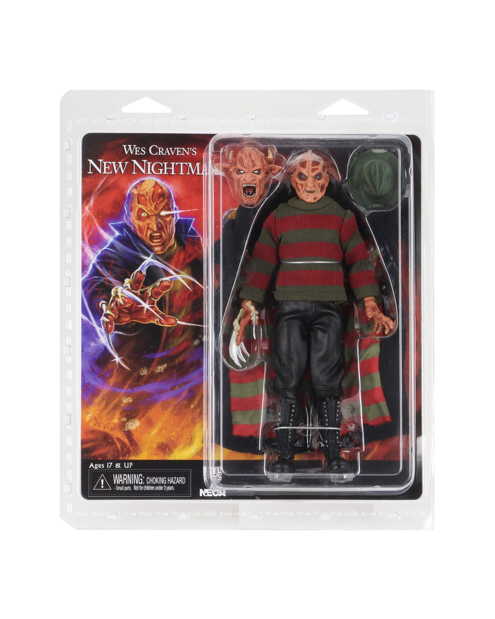 New Nightmare Freddy 8 Inch Released 001