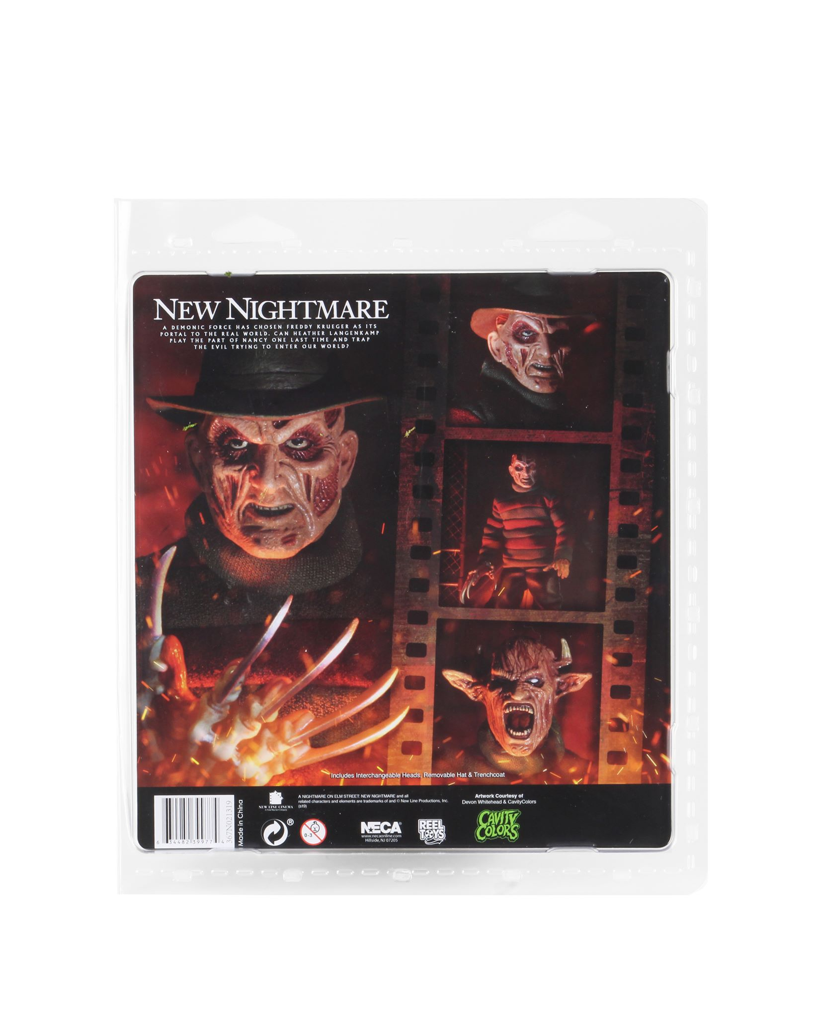 New Nightmare Freddy 8 Inch Released 002