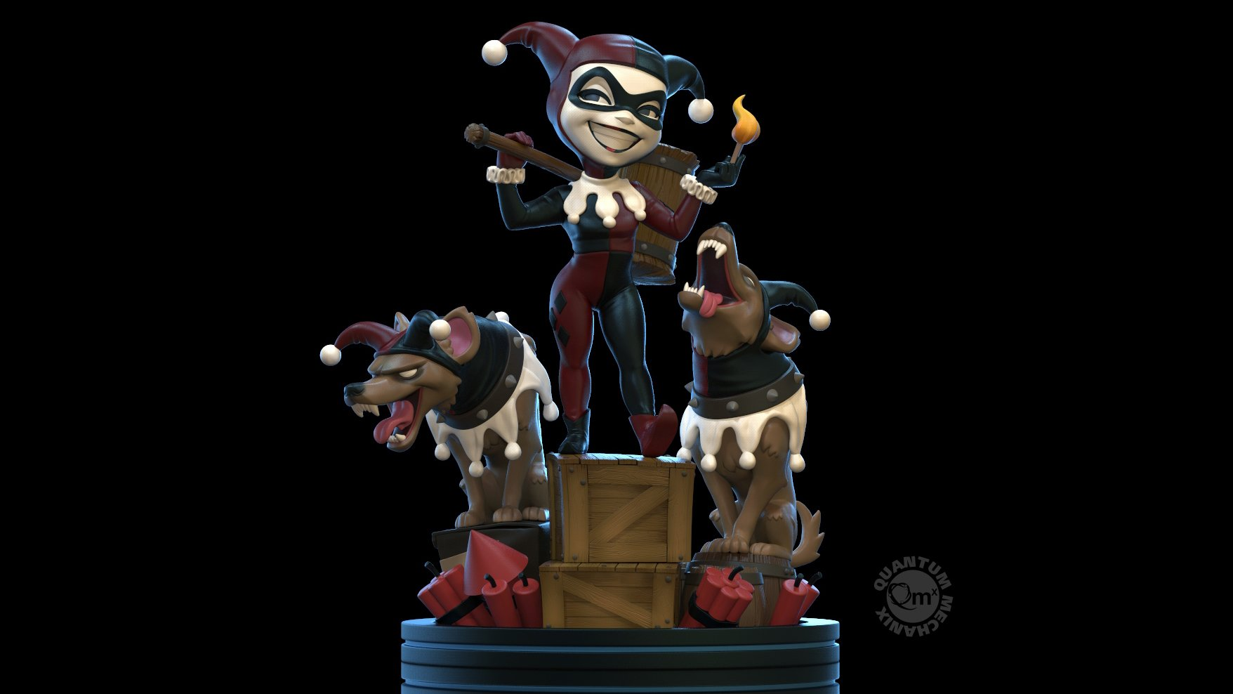 QMx Harley Quinn Q Fig Remastered 001
