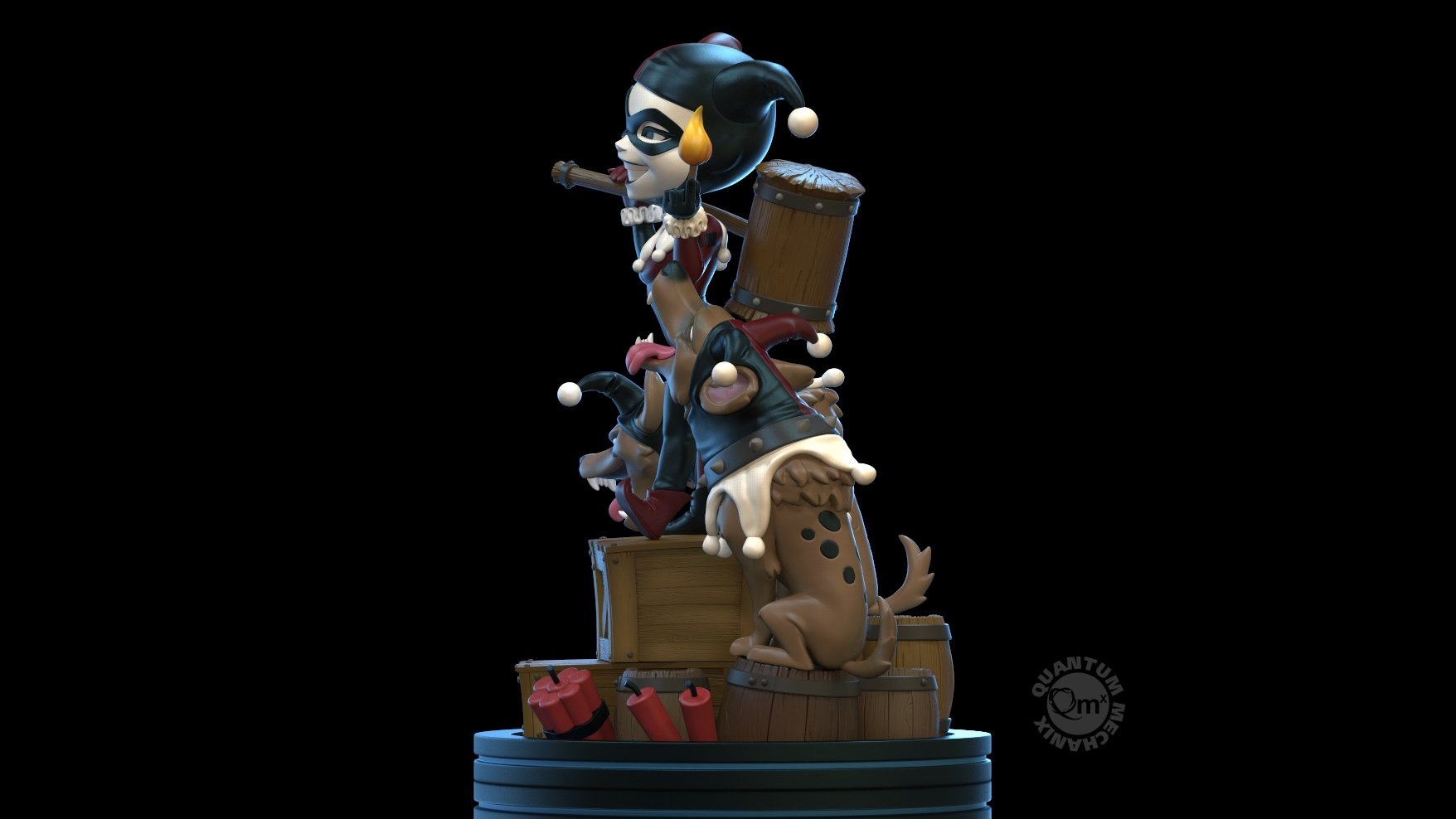 QMx Harley Quinn Q Fig Remastered 003