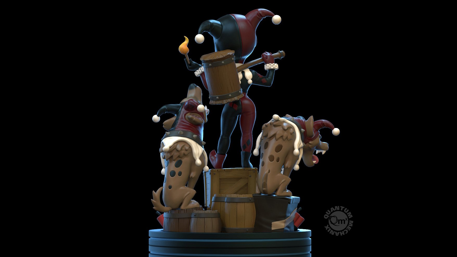 QMx Harley Quinn Q Fig Remastered 004