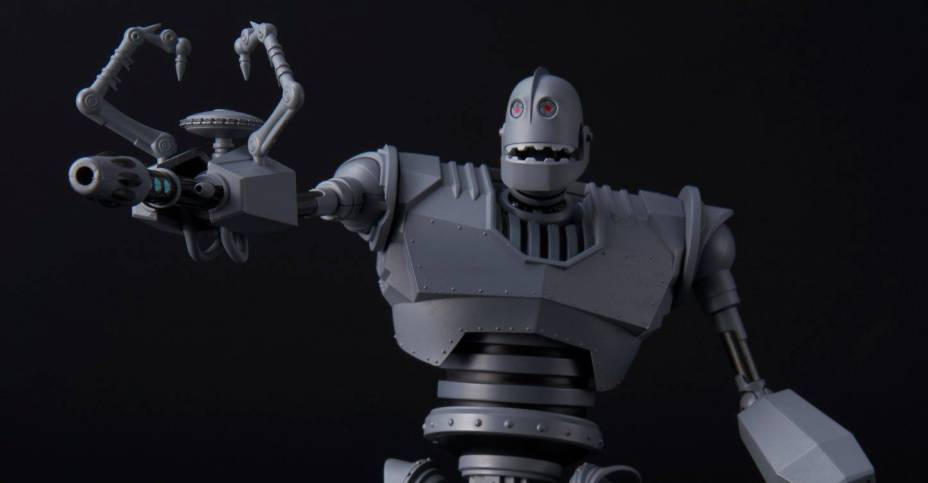 Riobot Iron Giant Battle Mode Version 004