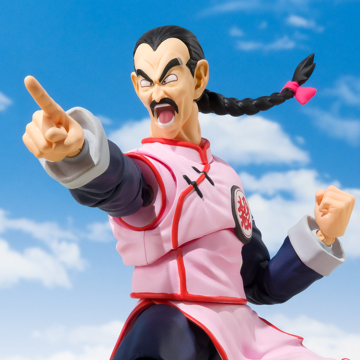 SH Figuarts Dragon Ball Tao Pai Pai 001