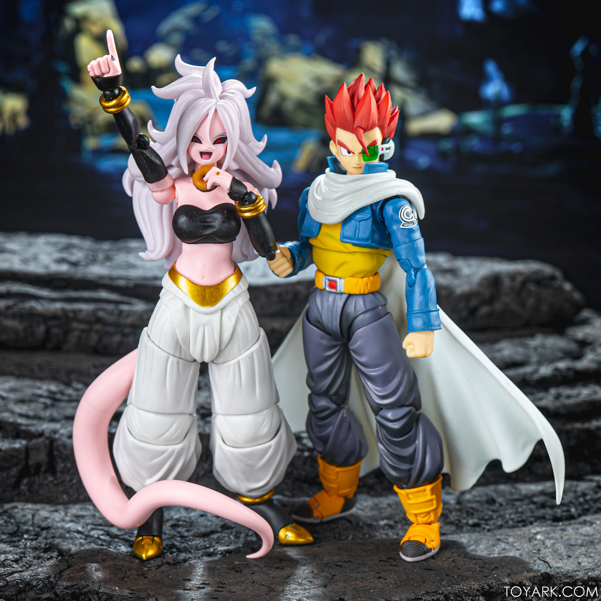 SHF Android 21 35