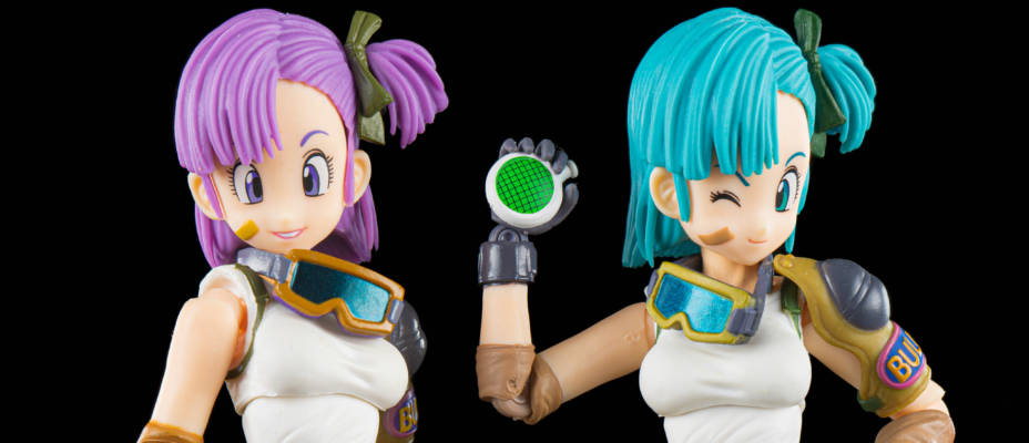 Hong Kong Exclusive Bulma S.H. Figuarts Dragon Ball In-Hand Gallery