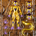 SHF SDCC Golden Frieza 03