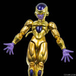 SHF SDCC Golden Frieza 13
