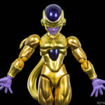 SHF SDCC Golden Frieza 14