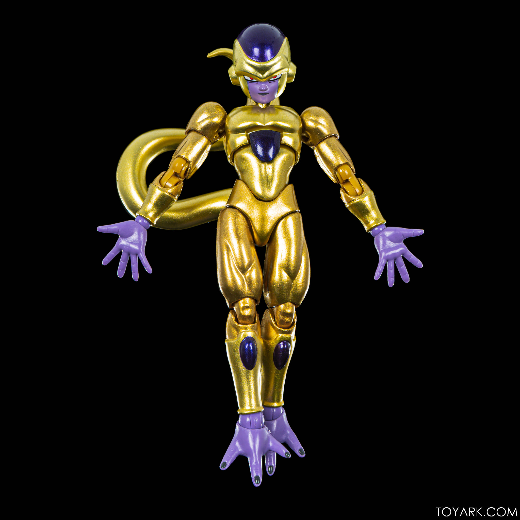SHF SDCC Golden Frieza 21