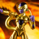 SHF SDCC Golden Frieza 24