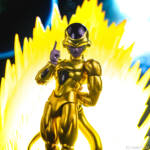 SHF SDCC Golden Frieza 33