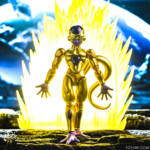 SHF SDCC Golden Frieza 34