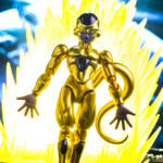 SHF SDCC Golden Frieza 35
