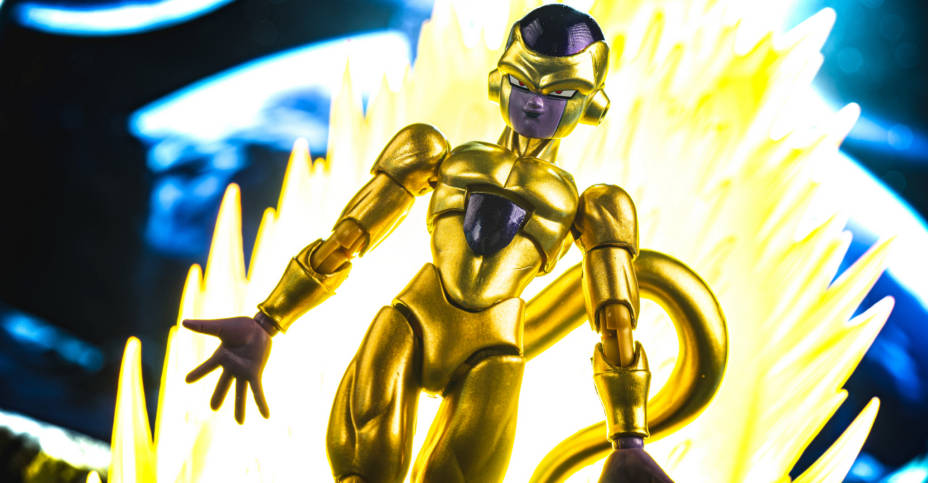 SHF SDCC Golden Frieza 36