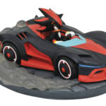 SONIC RACERS GALLERY SHADOW PVC STATUE 1