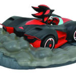 SONIC RACERS GALLERY SHADOW PVC STATUE 2