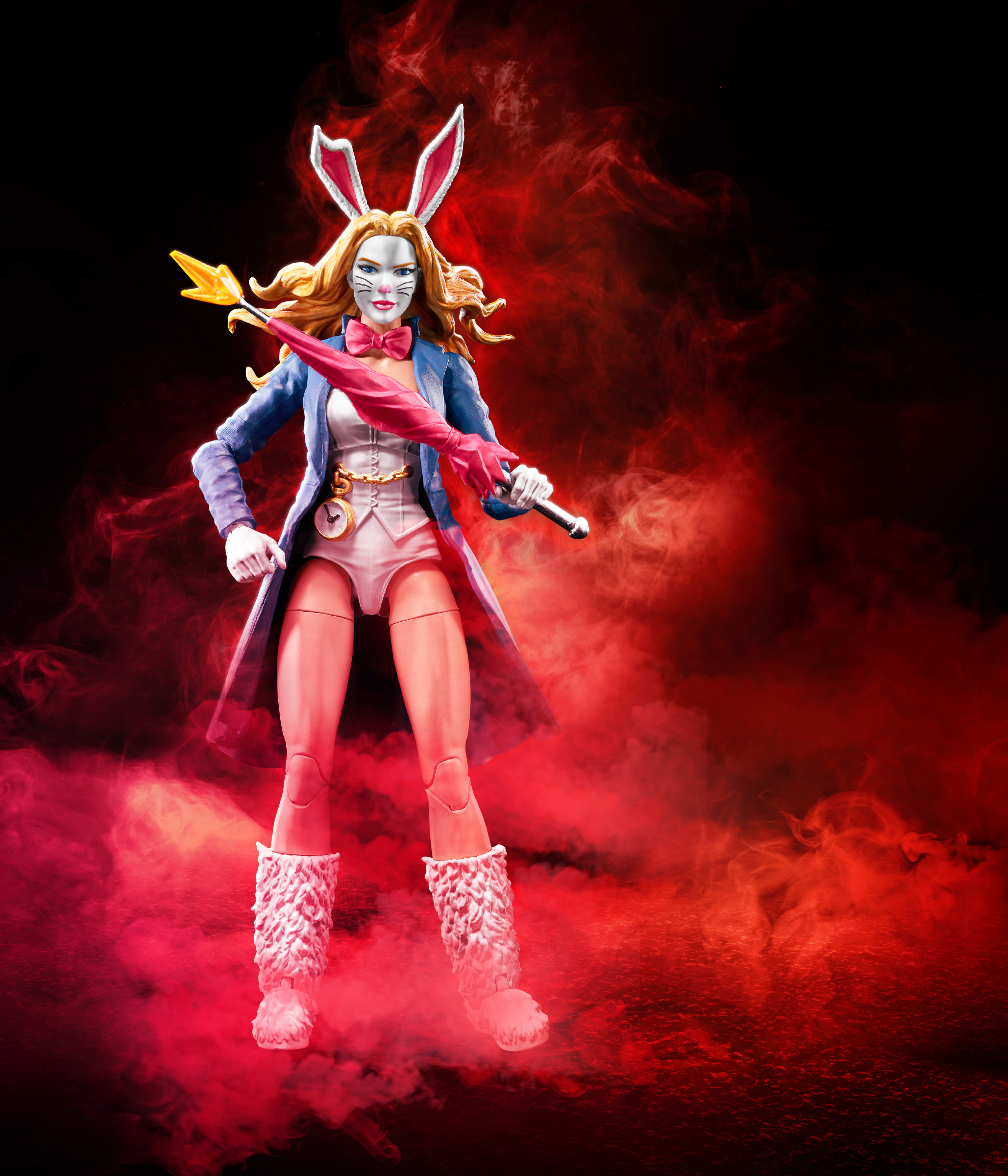 White Rabbit Marvel Legends HD