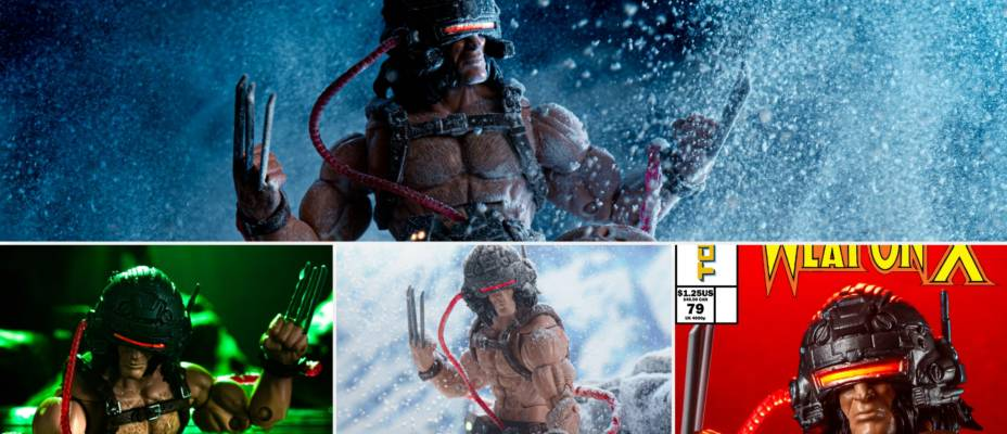Marvel Legends Weapon X Wolverine Gallery