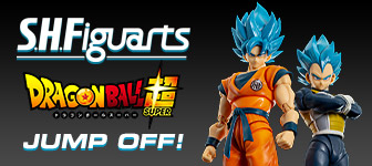 SH Figuarts Dragon Ball Reference Guide