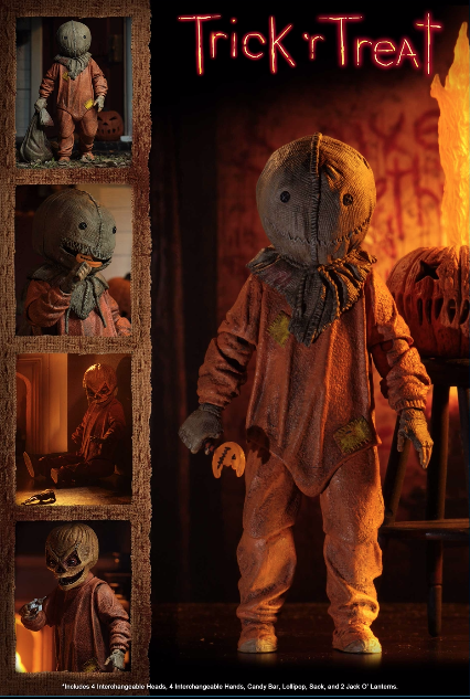 neca trick r treat box