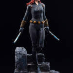 ARTFX Premier Black Widow 008