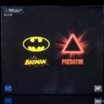 Batman vs Predator Set 001