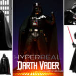 Black Series Hyper Real Darth Vader