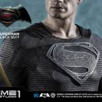 Black Suit Superman Statue 031