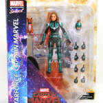 Captain Marvel Select Packaging