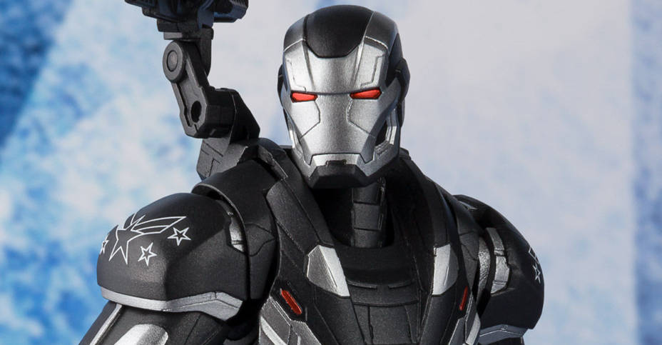 Endgame War Machine SH Figuarts 001