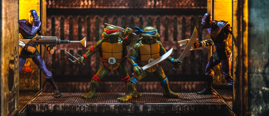 Extreme Sets Sewer 2.0 Pop Up Diorama Photo Review