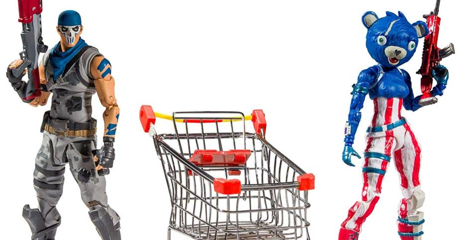 Fortnite Shopping Cart Pack 001