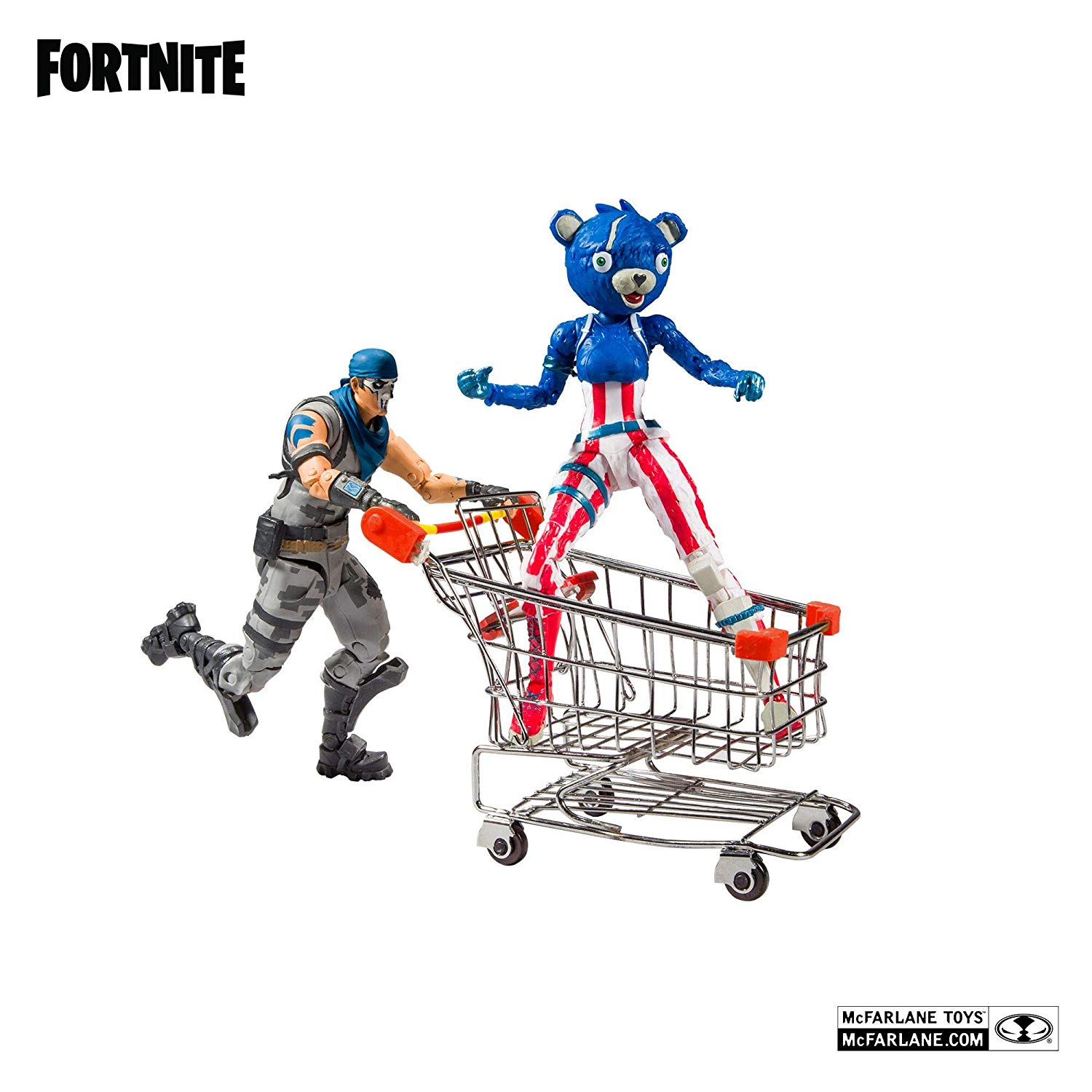 Fortnite Shopping Cart Pack 002