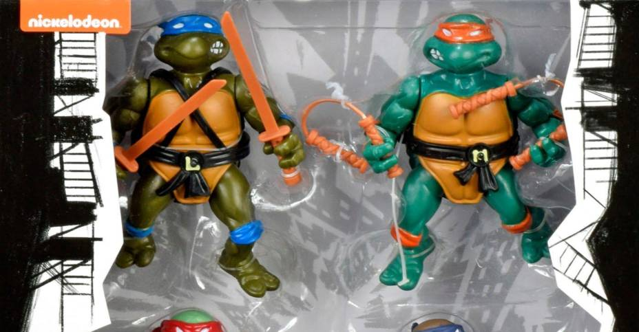 GameStop TMNT 1980s 4 Pack 001