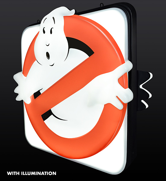 Ghostbusters Sign 003
